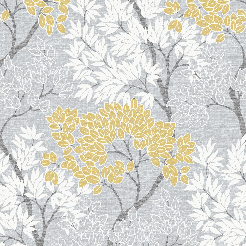 Lykke Tree Wallpaper Diy Floral Wallpaper B M