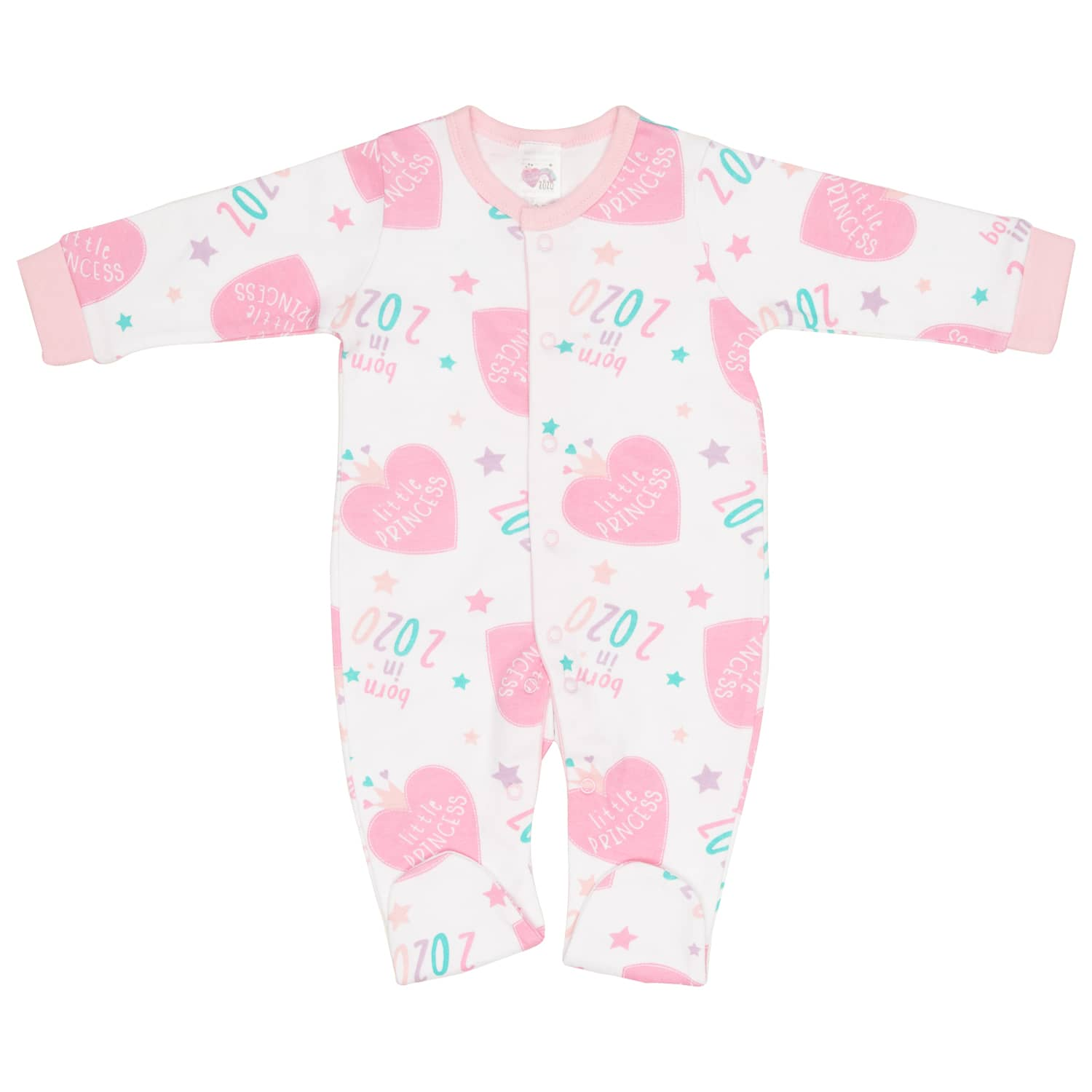 Born in 2020 Baby 5pc Set - Little Princess   Baby ...