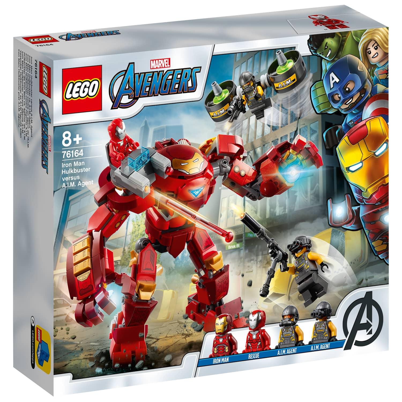 LEGO Marvel Avengers Iron Man Hulkbuster | Building Toys - B&M