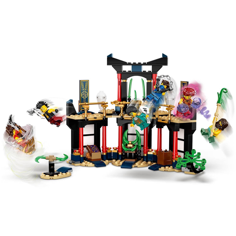 lego ninjago tournament of elements  toys  bm