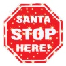 270605-Santa-stop-here-light-sign