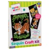 288384-Sequin-Craft-Kit-tiger1