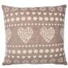 300401-Gracie-Chenille-Heart-Cushion-taupe1