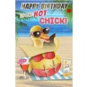 301165--birthday-card-to-one-hot-chick