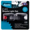 310646-2-LED-Bicycle-Light-Set