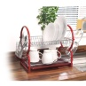 316790-Beldray-Dish-Drainer-Main-Red