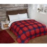 317384-Check-Brushed-Cotton-Bedspread-Red1