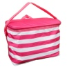 319883-Foldable-Lunch-Cool-Bag-Pink-Stripe-2