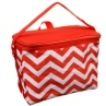 319883-Foldable-Lunch-Cool-Bag-Red-Zig-Zag