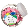 320679-Mini-Tubs-of-Pink-Fold-Back-Clips