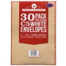 344467-Peel-and-Seal-C5--White-Envelopes-30PK