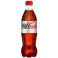 Coca Cola Diet Coke 500ml