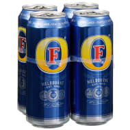 Foster's Lager 4 x 500ml