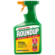Roundup Weedkiller Spray Gun 1L