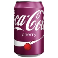 Coca Cola 300ml Cherry