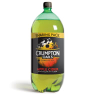 Crumpton Oaks Apple Cider 2L + 25%