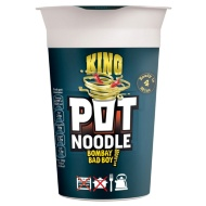 King Pot Noodle Bombay Bad Boy 114g