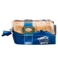 Roberts Thick White Bread 800g