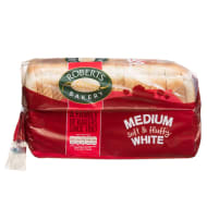 Roberts Medium White Bread 800g