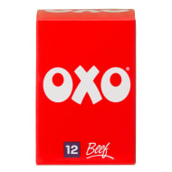 OXO Cubes 12s Beef