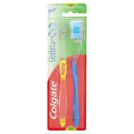 Colgate Twister Toothbrush 2pk