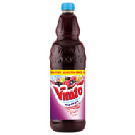 Vimto No Added Sugar Squash 1.5L + 33% Free