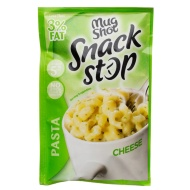 Mug Shot Snack Stop Cheese Pasta 60g
