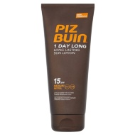 Piz Buin 1 Day Long Sun Lotion Factor 15 100ml