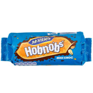McVitie's Hobnobs 262g - Milk Chocolate