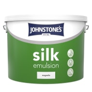 Johnstone's Paint Vinyl Silk Emulsion - Magnolia 10L