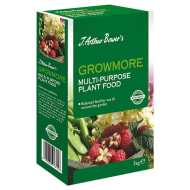 J Arthur Bower's Growmore 1kg