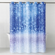 Photo Shower Curtain - Glitter