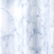 Photo Shower Curtain - Marble