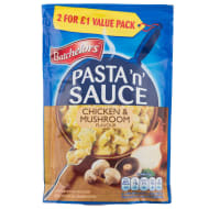 Batchelors Pasta Sauce Chicken & Mushroom 99g