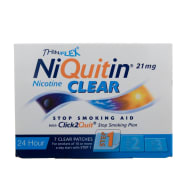 NiQuitin Clear Step 1 7 Day