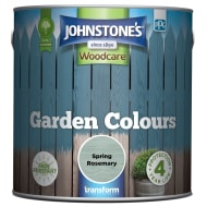 Johnstone's Paint Woodcare Garden Colours - Spring Rosemary 2.5L