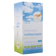 Memory Foam Mattress Topper - Double