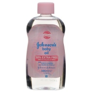 Johnson's Baby Oil 200ml+100ml Free
