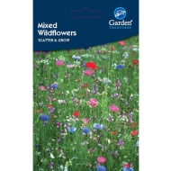Flower Seeds - Mixed Wildflowers