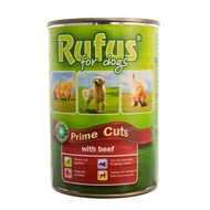 Rufus For Dogs Prime Cuts With Beef 400g