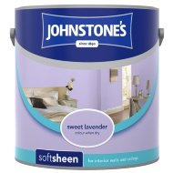 Johnstone's Paint Soft Sheen Emulsion Lavender 2.5L