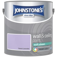Johnstone's Paint Vinyl Soft Sheen Emulsion - Lavender 2.5L