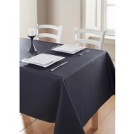Essentials Tablecloth - Black