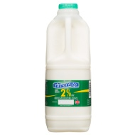 Freshways Semi Skimmed Milk 2L