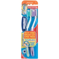 Wisdom Total Care Toothbrush Twin Pack