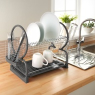 Addis Dish Drainer - Grey