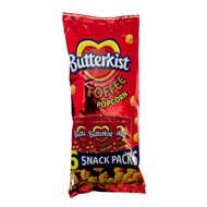 Butterkist Toffee Popcorn 6 Snack Packs