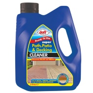 Doff Ready to Use Patio & Path Cleaner 3L