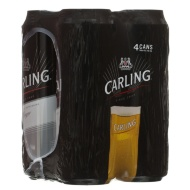 Carling Lager 4 x 568ml Can