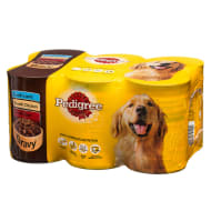 Pedigree Gravy 6 x 400g